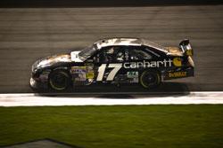 Matt Kenseth wins the Daytona 500 in Daytona Beach, Florida for the NASCAR Sprint Cup Series Auto Club 500