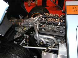 K&N custom air filters on 2007 GT40