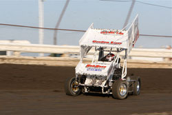 Dominic Scelzi races in the Restricted 600 Class
