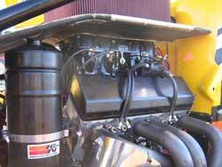 K&N Carbon Fiber Airbox on Schatz ParkerStore No. 15