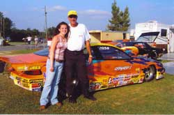 Steve Cohen and Shelby Cohen