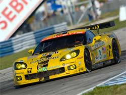 Corvette Racing Scores Sixth Sebring 12-Hour GT1 Victory, photo courtesy of Richard Prince Photography