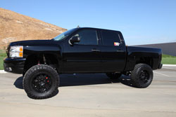 Taylor Knight's 2008 Chevrolet Silverado 1500 with a 5.3 liter engine is the ultimate daily driver