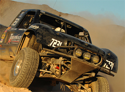 Brad Lovell is getting ready for the SCORE Baja 500 and a WE Rock race in Cedar City, Utah, photo by Chad Jock Photography