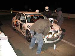 Bongiovanni and Alexander driving duo at The 25