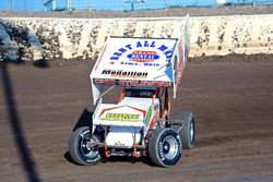 Tim Allison is determined to win another Sprint championship