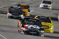 No.6 Ford F-150 K&N Filters Truck Started 7th Finished 2nd