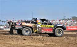 Ford Truck driven by Todd LeDuc Captured Pro 2 Main Event in CORR Series