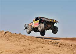 Todd LeDuc finished CORR Series Race ahead of Ricky Johnson and Jeremy McGrath