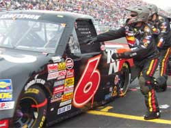 K&N Filters Ford F-150 at Martinsville Speedway