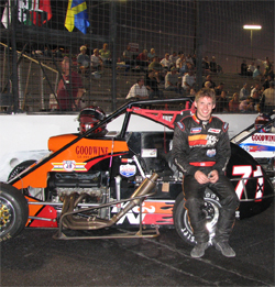 USAC Ford Focus Series Racer Cody Swanson