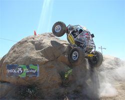 One of the top teams in rock crawling history will be back in full force in the 2009 WE ROCK Championship Series