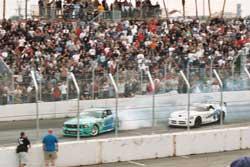 Vaughn Gittin Jr. at Long Beach 2006