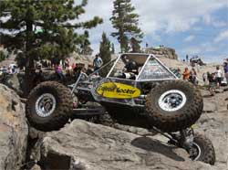Team Waggoner Buggy earns second place at WE ROCK Finale