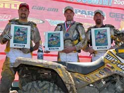 Warnert Racing Podium Finish