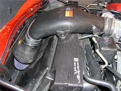 K&N Engineering's air intake system 63-3060
