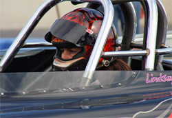 Lindsey Wood's first NHRA national race of 2009 will take place in Gainesville, Florida