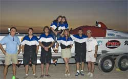 Team Worthy Risk noticed more boat owners are using K&N filters for their engine needs