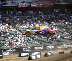 X Games 15 will have same 70 foot jump for Rally Drivers that was in X Games 14