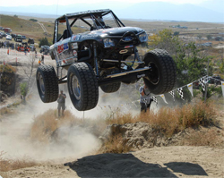 The RAM Park in Colorado features some of the largest jumps on the XRRA circuit, photo by Jud Leslie