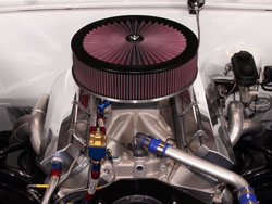 """K&N XStream® Air Flow Tops are also available in 9"""", 11"""", and 14"""" diameter replacement tops as well as full air cleaner assemblies."""