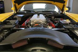 Dodge Viper Dual Air Intake