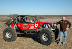 The King of the Hammers will kick off the 2010 racing season for 2009 VORRA Sportsman Champion Kevin Yoder