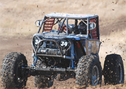The VORRA Series combines desert racing and short course off road racing