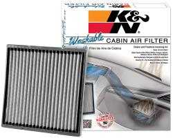 K&N offers Cabin Air Filters for both Volvo cand and bunk areas