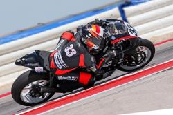 Kyle Wyman on his Yamaha YZF-R1