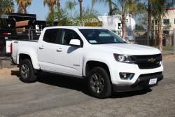 The 2016 Chevrolet Colorado 3.6L V6