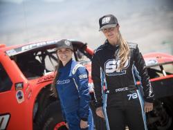 Sara Price and Erica Sacks