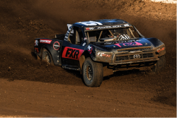 Carlson's off-road racing truck
