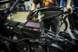 K&N offers performance air filters for many Indian models and years