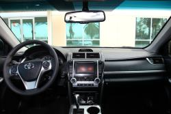 Clean vehicle interior