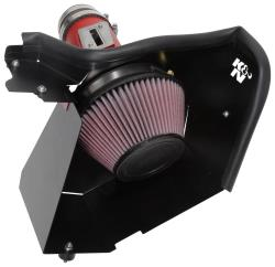 The 69-1505TWR performance air intake system