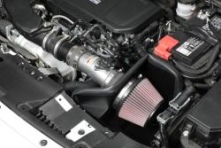 The 69-1506TS intake system after installation