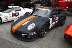 Danny King's 2011 Porsche Turbo S at the 2016 SEMA show