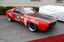 Bob Gawlik's 1968 American Motors AMX at the 2016 SEMA show