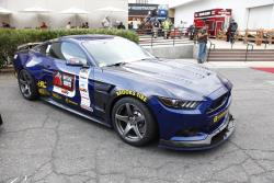 Cliff Elliott's 2016 Ford Mustang GT at the 2016 SEMA show