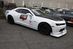 Darren Reed's 2014 Chevrolet Camaro SS 1LE at the 2016 SEMA show