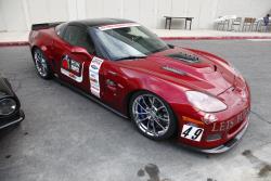Toby Thompson's 2010 Chevrolet Corvette ZR1 at the 2016 SEMA show