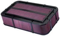 K&N Carbon Fiber Injection Stack Filter 100-8580
