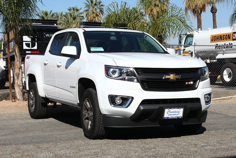 2015 Chevy Colorado V6