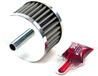 Crankcase Vent Breather Filters | K&N
