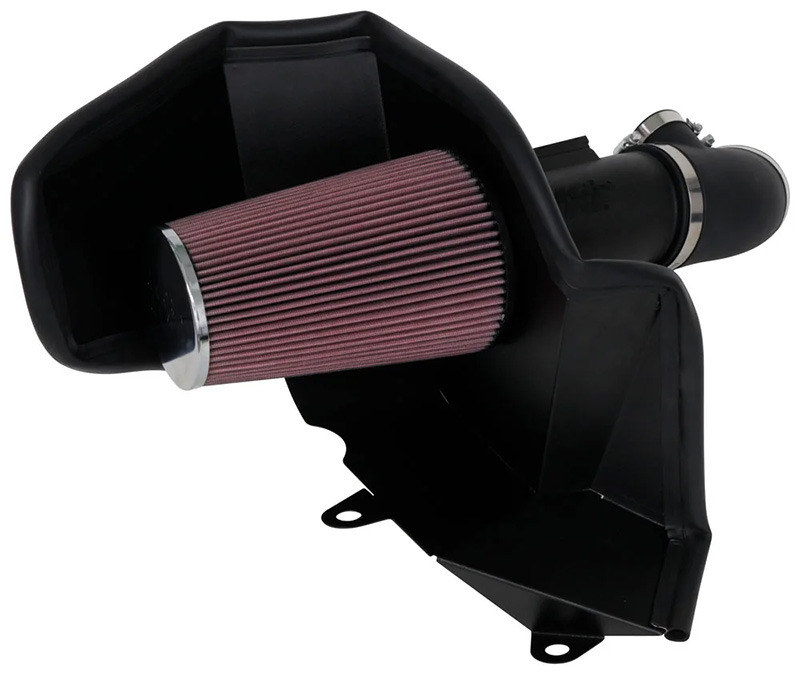 2017-2020 Blazer, Acadia, or XT5 cold air intake from K&N: 63-3115