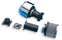 Nylon Reinforced Valve Cover Adapters with Filter