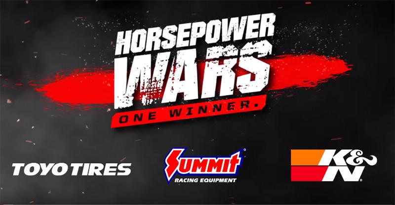 K&N is sponsoring Pony Wars Season 2