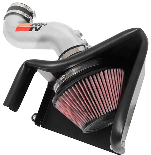 The 69-5321TS cold air intake system