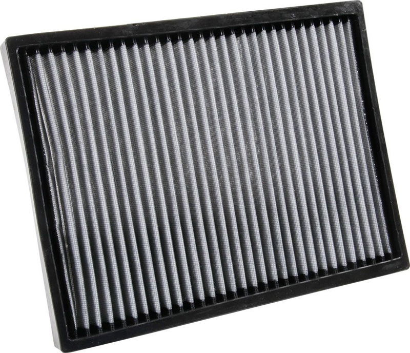 VF8003 cabin air filter for class 8 volvo cabs and bunks